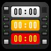 複数のストップウォッチと複数のタイマーを扱うことが出来るAndroidアプリ「マルチ ストップウォッチ&タイマー」