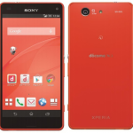Xperia Z3 Compact SO-02Gのスクリーンショットを撮る方法を紹介