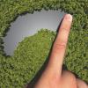 楽しんで草を刈っていく内に画面を綺麗にできちゃうアプリ『草刈無双』
