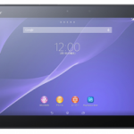 Xperia Z2 Tablet SOT21のスクリーンショットを撮る方法を紹介