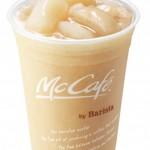 マクドナルド、夏限定の新メニュー「桃のスムージー」をMcCafe by Barista併設店で期間限定販売