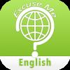 海外旅行時に役立つ英語フレーズを約200個収録した無料アプリ『Excuse Me English』