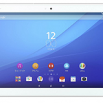 Xperia Z4 Tablet SO-05G/SOT31のスクリーンショットを撮る方法を紹介