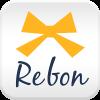 10,000点以上の髪型から自分に似合う髪型を検索できるAndroidアプリ『Rebon(リボン)』