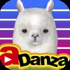 アルパカ、パンダ、猫、ハムスターなどかわいいダンサーが曲に合わせて踊るミュージックプレイヤーアプリ『aDanza』が累計100万ダウンロードを突破