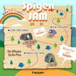 Spigen、3日間限定で「iPhone 6s」「iPhone 6s Plus」向けアクセサリーを均一価格で販売する「Spigen 夏フェス!!」をAmazonストアで開催