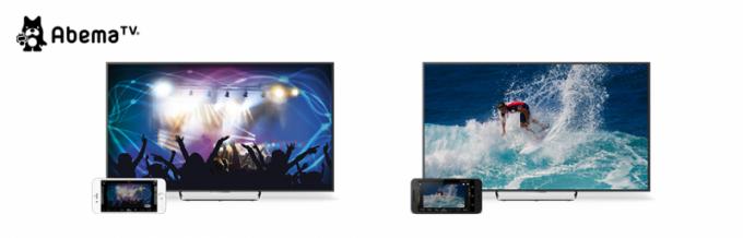 AbemaTVが「Chromecast」に対応