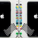 「iPhone 7」vs「iPhone 6S」!!スピードテスト動画が公開。結果は・・・