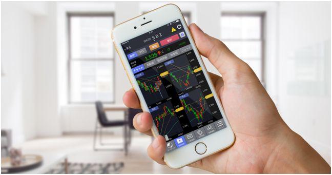 『SBI証券 株』アプリ1