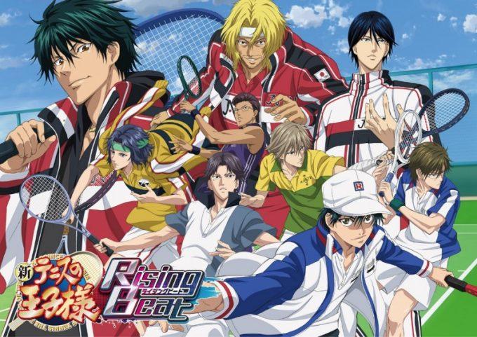 『新テニスの王子様 RisingBeat』1