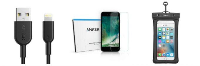 Anker製品「1日限定 最大25%OFFセール」スマートフォンアクセサリ