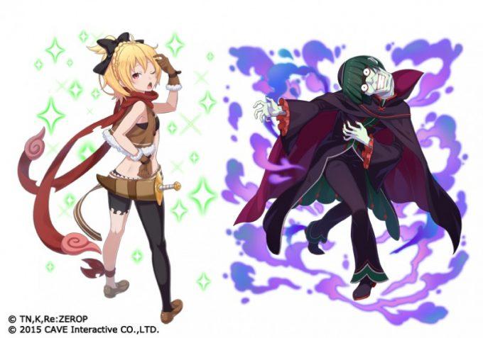 『Re:ゼロから始める異世界生活』×『ゴシックは魔法乙女』鬼がかりコラボ決定4