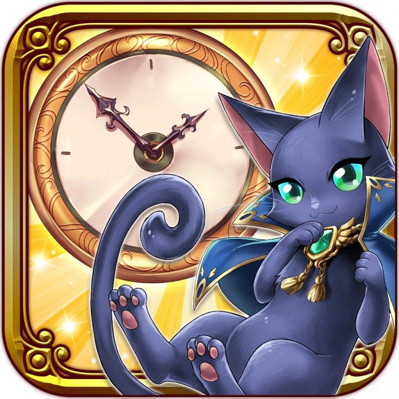 黒猫のウィズ ボイスアラーム02