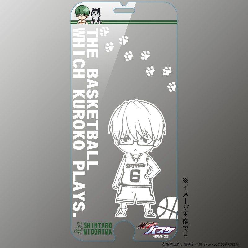 『黒子のバスケ』の「マジカルプリントガラス」10