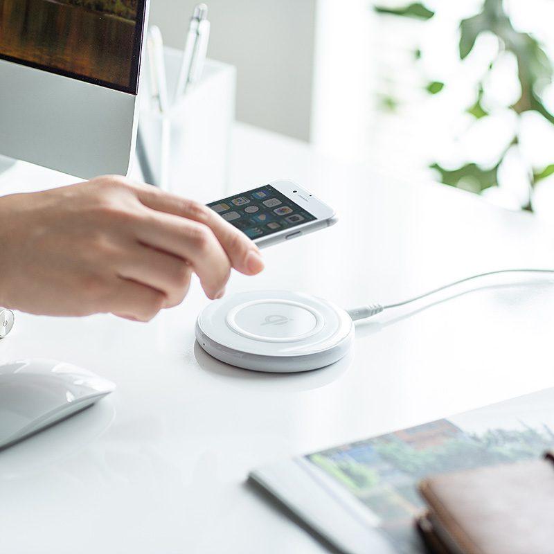 Qi正規認証品ワイヤレス充電器「700-WLC002」08