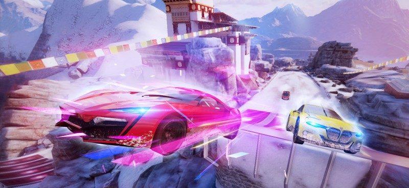 ゲーム『アスファルト9:Legends』の紹介画像06