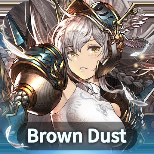 【新作】ブラウンダスト(Brown Dust)