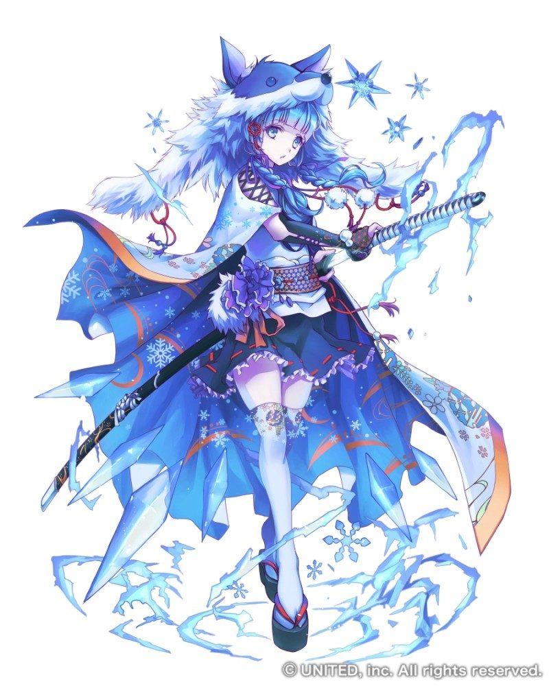 雪女 ユキメ