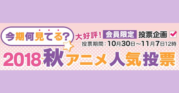 2018秋アニメ『何見てる?』ランキング0