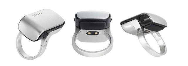 指輪型スマートデバイス「ORII」3