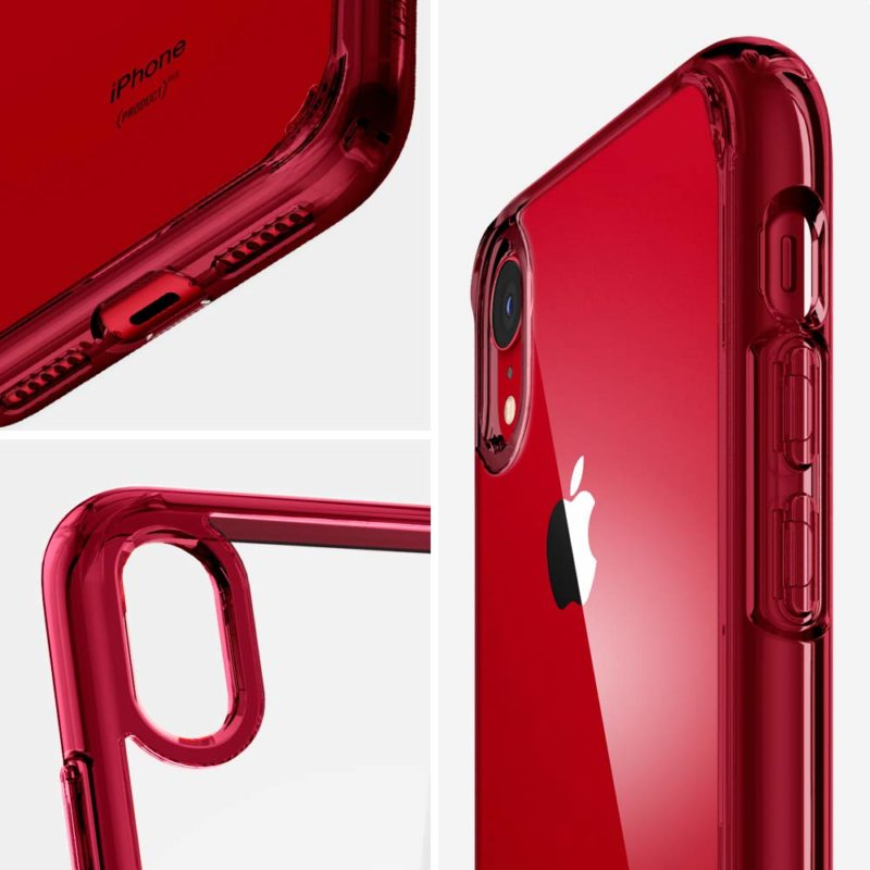 iPhone XR向け耐衝撃ケース「ウルトラ・ハイブリッド」3