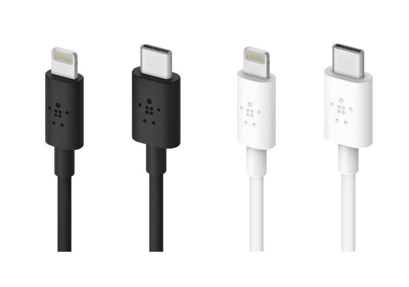 BOOST↑CHARGE™ USB-C™ to ライトニングケーブル