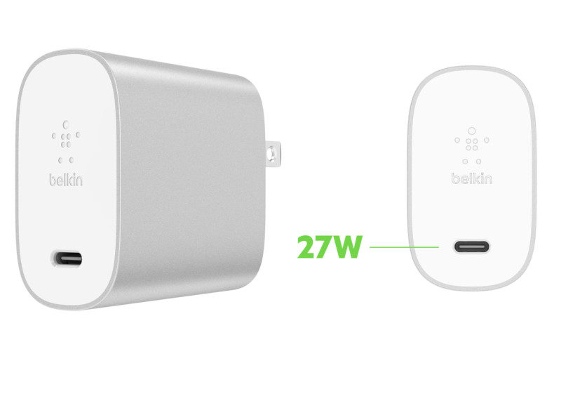 BOOST↑CHARGE™ USB充電器(27W USB-C™)