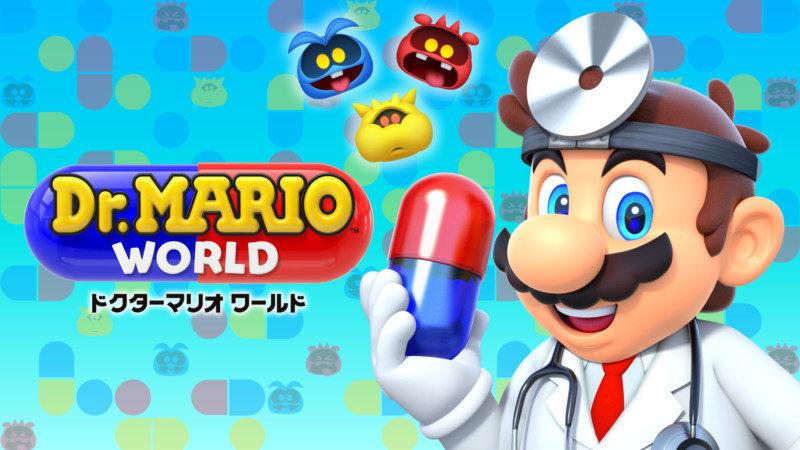ゲームアプリ『Dr. Mario World』