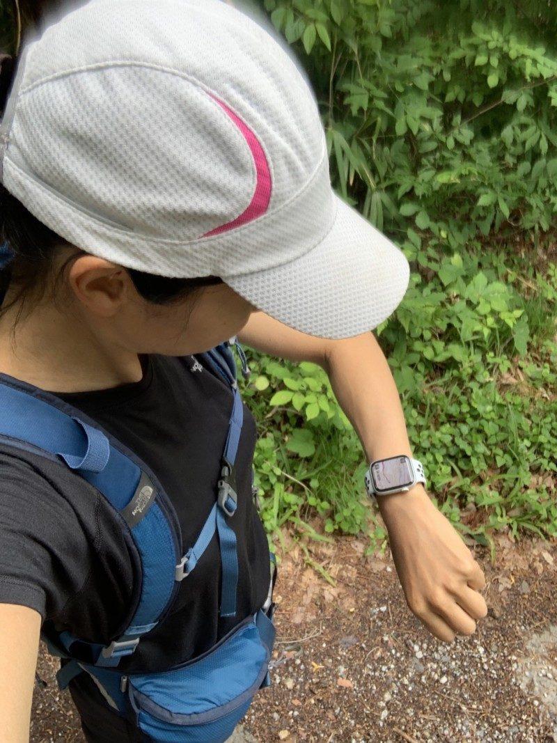Apple Watch 対応の登山地図アプリ「ヤマレコMAP」0000