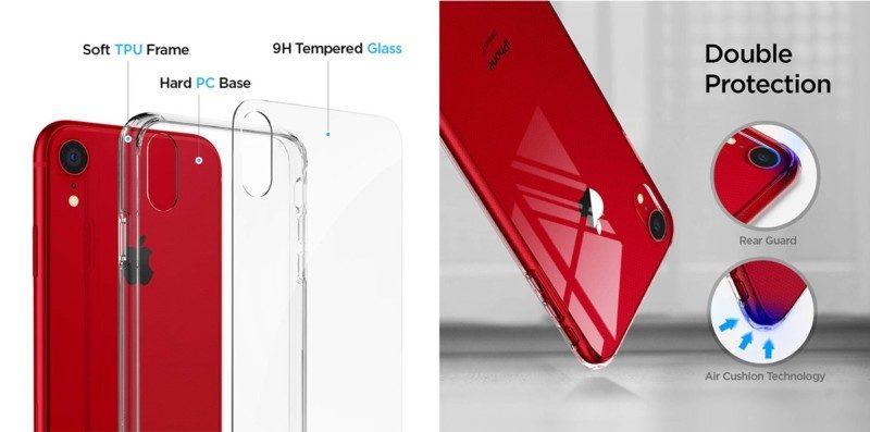 iPhone XR対応の新デザインケース2種2