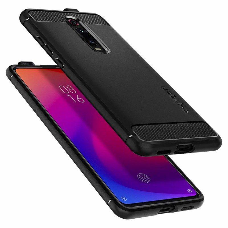 Xiaomi Mi 9T:9T Pro:Redmi K20:K20 Pro用耐衝撃ケース「ラギッド・アーマー」3