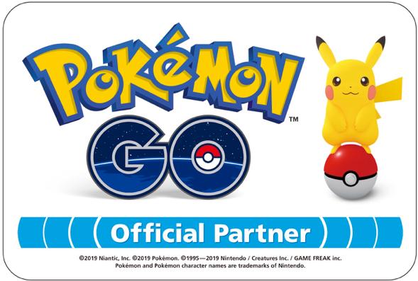 モバイルバッテリーシェアリング「ChargeSPOT」『Pokémon GO』のオフィシャルパートナーに2