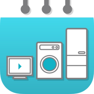 家電手帳 - 家電をまとめて安全に管理
