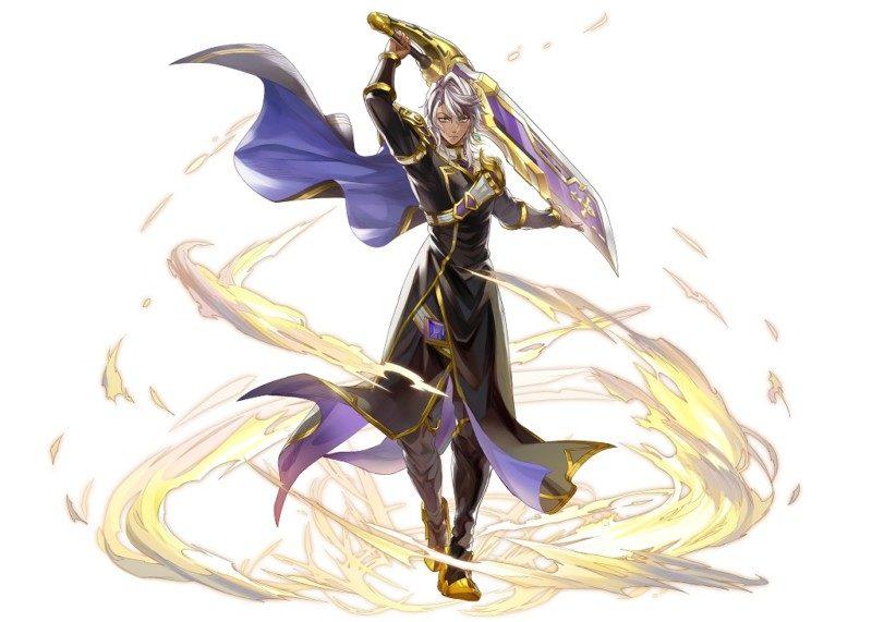 ★5ジョブ「光耀の蒼剣士」