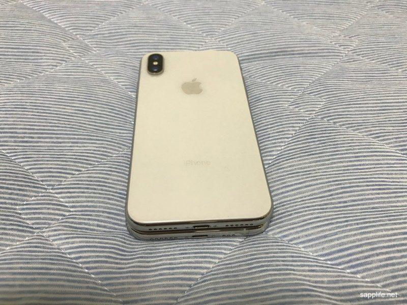 iPhoneXとiPhone11PRO
