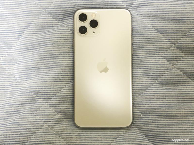 iPhone11pro背面