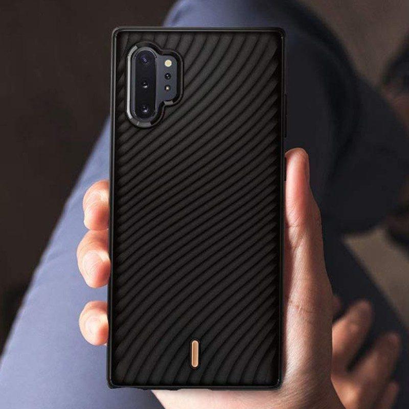 Galaxy Note10+ケース「ウェーブ シェル」2
