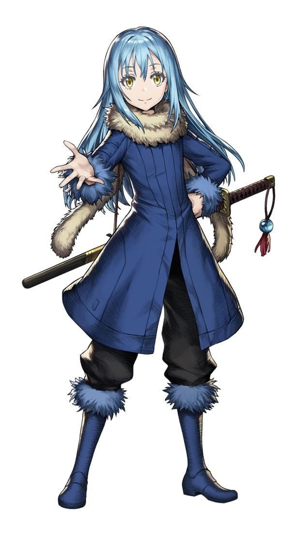 魔物を統べる者「リムル」 (☆5、防御型