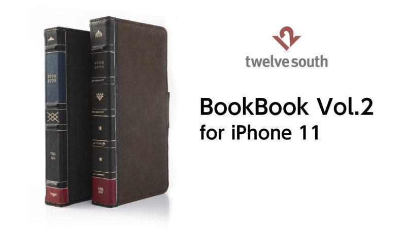 BookBook vol.2 for iPhone 11