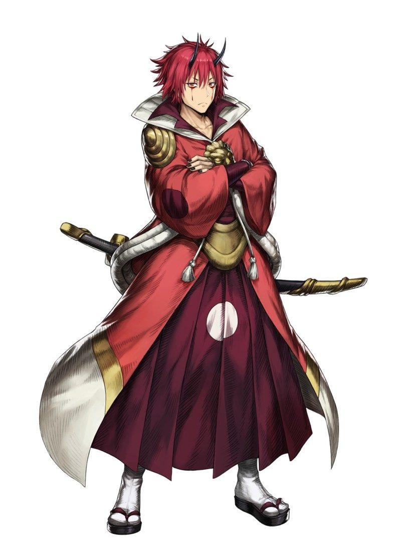 侍大将「ベニマル」 (☆4、魔法型)