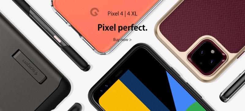 Google Pixel 4:4 XL用ケース