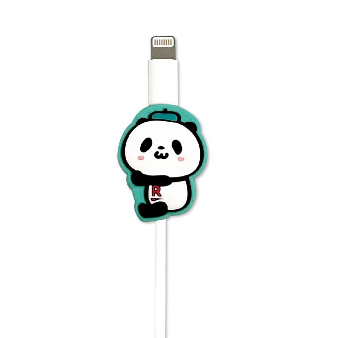 お買いものパンダ ケーブルマスコット3