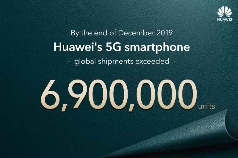 5Gスマホ690万台以上を全世界に出荷