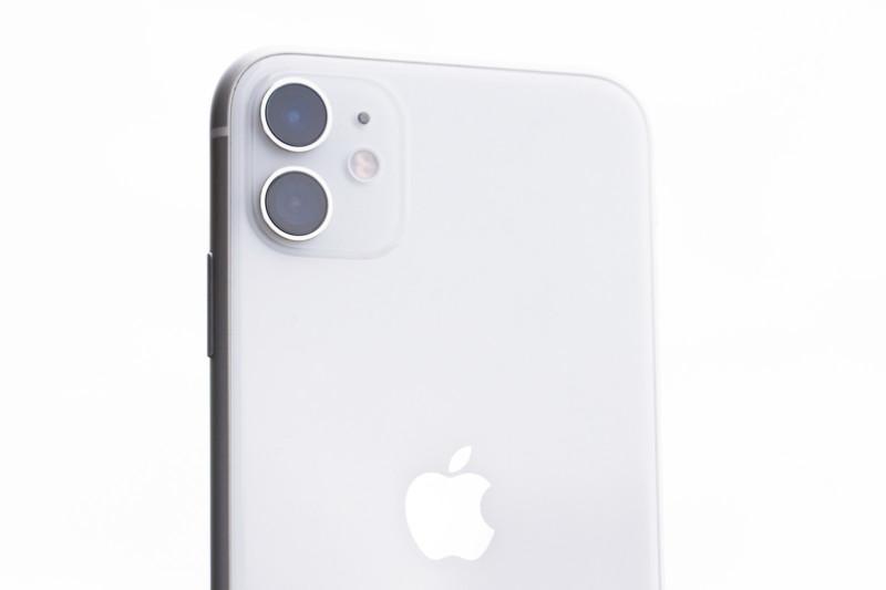 iPhone11ホワイト
