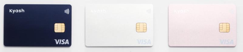 進化した次世代のカード「Kyash Card」02