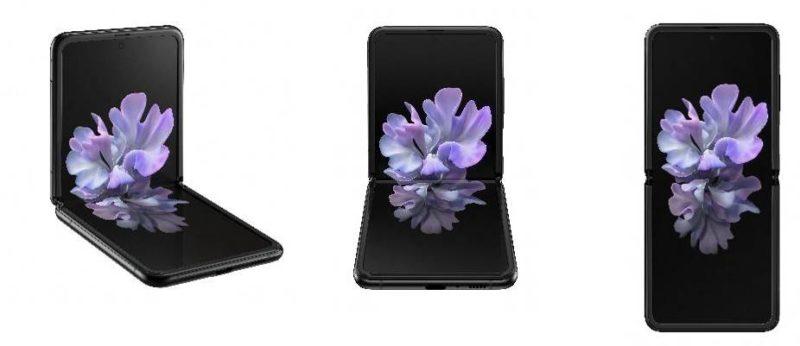 コンパクト型・縦折りスマートフォン「Galaxy Z Flip」03