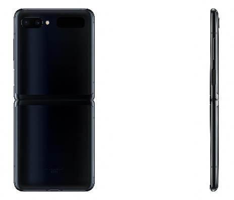 コンパクト型・縦折りスマートフォン「Galaxy Z Flip」04