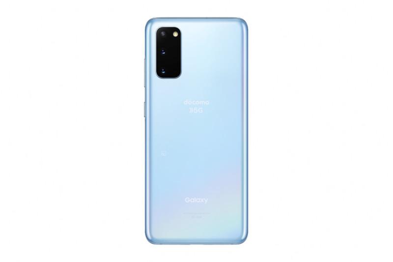 Galaxy S20 5G画像