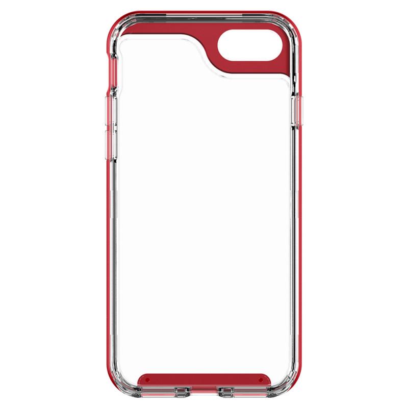 第2世代iPhone SE用ケース 「スカイフォール」(レッド) 05