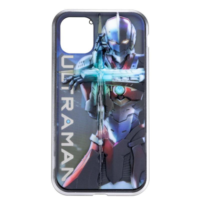ULTRAMAN 3D半立体スマホケース iPhone 11 用